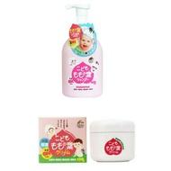 🇯🇵  KODOMO 兒童 桃葉 洗髮精 / 乳霜 500ml/120g 共2款