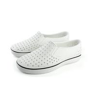 native MILES 洞洞鞋 白色 男女款 11104600-1999 no567