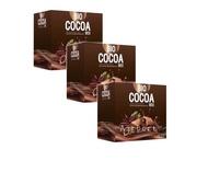 ไบโอโกโก้มิกซ์ Bio Cocoa Mix By Khunchan ของเเท้ 100% 3 กล่อง กล่องละ10 ชอง