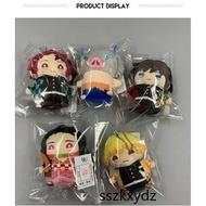 【现貨 鬼滅之刃】✥【現貨】日本正版MOVIC鬼滅之刃周邊毛絨公仔玩偶布偶娃娃鑰匙扣✥