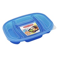 Food Storage Sunnyware Modern Concepts Lunch box with 4 division Bento box Food keeper
