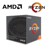 AMD Ryzen R5-3400G 處理器 四核八緒 AM4 內含風扇 VEGA 8 中央處理器 CPU