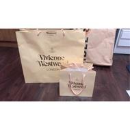 Vivienne Westwood 紙袋
