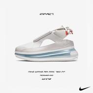 Nike Wmns Air Max 720 FF 白 涼鞋 厚底 增高 氣墊 皮質 AO3189-100 IMPACT