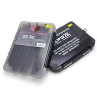 [ 山田化学 ] 路亞盒YFD-W210 淺25mm 日本進口 零件盒 收納盒 小物收納 路亞