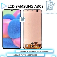 Samsung Galaxy A30S LCD Display + touch screen replacement ( AA / OLED ).