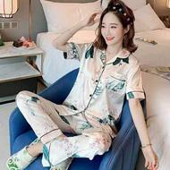 NEW pajama Sleepwar Sleepwear terno pajama sleepwear pajama set for womens /cotton