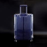 Goldmall กระเป๋าถือเดินทางชุดป้องกันกระเป๋าเดินทางป้องกันโปร่งใส20ทนฝุ่นกระเป๋า24นิ้ว28