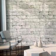 《窗簾網.tw》多款文化石仿石牆壁紙 電視牆