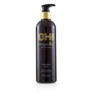 CHI 摩洛哥堅果油及辣木油洗髮精-不含硫酸鹽及對羥苯甲酸酯Argan Oil Plus Moringa Oil Shampoo  340ml/11.5oz