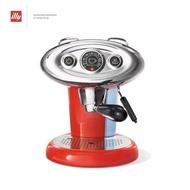 illy - X7.1 IperEspresso 家用特濃膠囊咖啡機 - 紅色