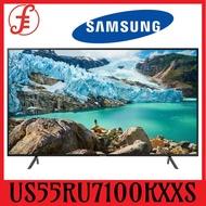 SAMSUNG 4K SMART TV UA55RU7100KXXS 55 IN ULTRA HD 4K SMART LED TV (1 MONTH WARRANTY)