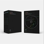 Bts love yourself 轉tear 空專