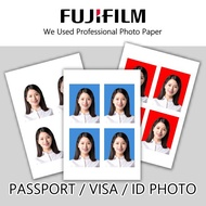 Passport Size Photo Printing / Ukuran Passport / ID Photo Printing Service / Cuci Gambar Saiz Passport / Visa Photo 证件照