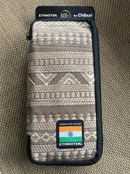 ETHNOTEK 美國獨家手工編織 旅行護照夾