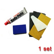 15g Car Body Putty Kit Dents Filler Level Up Painting Pen Smooth W/ Scraper
