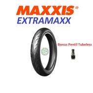 Ban tubeless motor ring 17 90/80-17 100/80-17 110/70-17 Maxxis Extramaxx M6233W