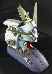 1/24 機動武鬥傳 Shinning Gundam Head Top Desk