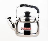 🌟現貨🌟ZEBRA斑馬牌不鏽鋼泡茶壺0.8L 304不鏽鋼茶壺 小茶壺 冷水壺 泡茶壺 油壺 不是斑馬笛音壺