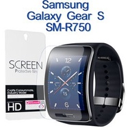 美人魚【保護貼】三星 Samsung Galaxy Gear S SM-R750 智慧手錶螢幕防刮保護膜2pcs