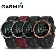 [富廉網]【GARMIN】Forerunner 645 Music GPS iPass 智慧心率跑錶 黑/櫻桃紅/黑灰/玫瑰金 產品料號 010-01863
