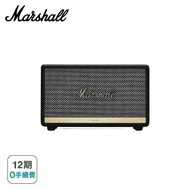 【Marshall】ACTON II 藍牙喇叭(經典黑)