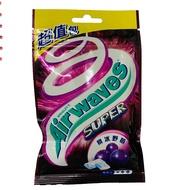 Airwaves口香糖(紫冰野莓)(補)62g