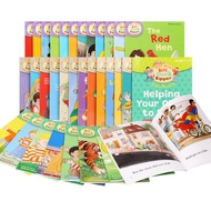 [33 Books set] Level 1-3 Reading with Biff,Chip & Kipper,Kids Story Books,Gifts for Kids