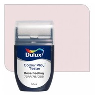 Dulux Colour Play Tester Rose Feeling 72RR 78/058