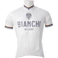 Nalini Bianchi Milano Pride 經典冠軍專業車衣 白色, 尺寸: L