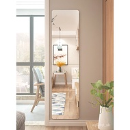 Full Body Dressing Wall Hanging Mirror Self-Adhesive Wallpaper Soft Mirror Sticker Acrylic One-Piece HD Glass Protector