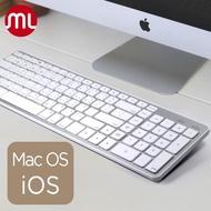 【morelife】1對4藍牙Mac超薄鍵盤(WKB-1700M)