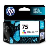 【免運費】HP NO.75 原廠彩色墨水匣CB337WA適用C4280/C4385/C4480/C4580/C5280