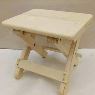 木制折疊凳子戶外釣魚椅小板凳子方凳子摺疊椅 露營隨身椅 釣魚椅 釣魚凳 童軍椅 露營椅 方便攜帶
