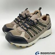 ◍零碼◍日本月星Moonstar機能男鞋SUPPLIST系列5E寬楦戶外健走鞋款1283墨綠(男段)SUPER SALE樂天購物節