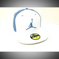 NewEra 藍白色 Jordan 正版 棒球帽 3折出清
