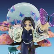 Agatsuma Kochou Shinobu Demon Slayer Tsuyuri Kanao ไม่มี Yaiba Gk สาวของฉัน Pvc Action Figure ของเล่นสะสมตุ๊กตาของขวัญ