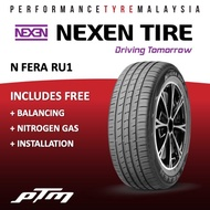 (APP PURCHASE) Nexen N Fera RU1 TYRE 225/65R17 235/65R17 235/55R19 (FREE INSTALLATION)
