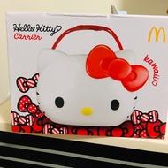 麥當勞kitty提籃 hello kitty