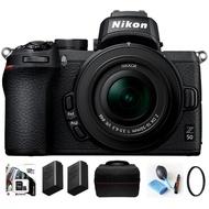 Nikon Z50 16-50mm (公司貨) 送原電X2(含盒裝標配共2顆)+128G+專業相機包+UV保護鏡