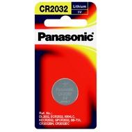 PANASONIC ถ่านเม็ดกระดุม พานาโซนิค รุ่น CR-2032PT/1B