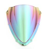 Suzuki GSXR600/750 K8 2008~2010透明電鍍抗壓擋風鏡-極限超快感