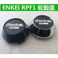 鋁圈蓋ENKEI RPF1輪轂中心蓋 rpf1輪蓋 15-19寸輪轂蓋 輪圈蓋 輪圈貼紙輪胎中心蓋