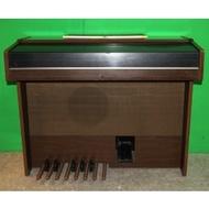 【繡印王生活館】典藏早期 YAMAHA 三葉 雙層電子琴 YAMAHA ELECTONE(型號 B-4CR)電子琴 (中古商品)