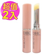 【DHC】純欖護唇膏1.5g(超值2入)