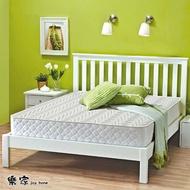 『珍妮芙』獨立筒床墊-單人3.5尺/雙人5尺/雙人加大6尺《樂家居家》-床組.床架.彈簧床.台灣製造