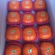 梨山嚴選新鮮甜柿