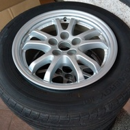 Toyota Prius 4 原廠15吋鋁圈 鋁圈蓋 輪胎