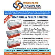 Brandnew MEAT CHILLER Meat Display Chiller Meat Showcase