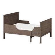 IKEA SUNDVIK 延伸床, 灰棕色